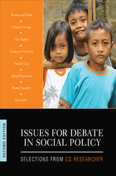 Issues for Debate in Social Policy by CQ Researcher