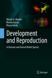 Development and Reproduction in Humans and Animal Model Species by Werner A. Mueller