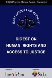 Digest on Human Rights and Justice by LawAfrica LawAfrica