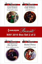 Harlequin Presents May 2015 - Box Set 2 of 2 by Lynne Graham