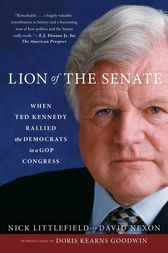 Lion of the Senate by Nick Littlefield