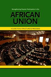 Strengthening Popular Participation in the African Union by Oxfam Oxfam