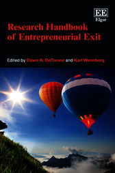 Research Handbook of Entrepreneurial Exit by D. R. DeTienne