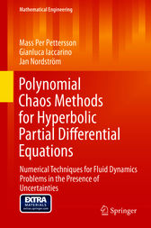 Polynomial Chaos Methods for Hyperbolic Partial Differential Equations by Mass Per Pettersson
