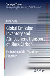 Global Emission Inventory and Atmospheric Transport of Black Carbon by Rong Wang