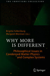 Why More Is Different by Brigitte Falkenburg