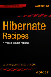 Hibernate Recipes by Gary Mak