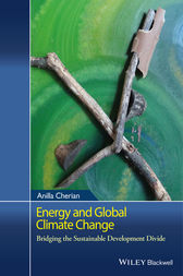 Energy and Global Climate Change by Anilla Cherian