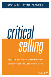 Critical Selling by Nick Kane