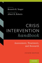 Crisis Intervention Handbook by Kenneth Yeager