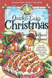Quick & Easy Christmas by Gooseberry Patch