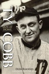 Ty Cobb by Don Rhodes