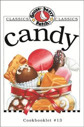 Candy Cookbook by Gooseberry Patch