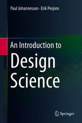 An Introduction to Design Science by Paul Johannesson