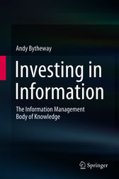 Investing in Information by Andy Bytheway