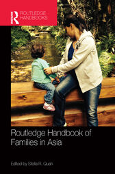 Routledge Handbook of Families in Asia by Stella R. Quah