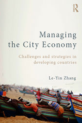Managing the City Economy by Le-Yin Zhang