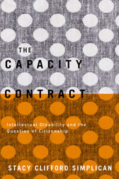 The Capacity Contract by Stacy Clifford Simplican
