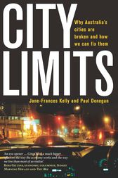 City Limits by Jane-Frances Kelly