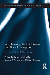 Civil Society, the Third Sector and Social Enterprise by Jean-Louis Laville