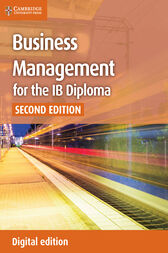 Business Management for the IB Diploma by Peter Stimpson