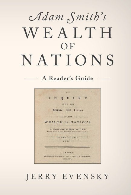 Download Ebook Adam Smith's Wealth of Nations by Jerry Evensky Pdf