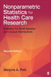 Nonparametric Statistics for Health Care Research: Statistics for Small Samples and Unusual Distributions
