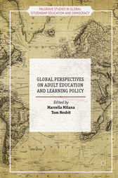 Global Perspectives on Adult Education and Learning Policy by Marcella Milana