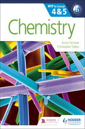 Chemistry for the IB MYP 4 & 5 by Annie Termaat