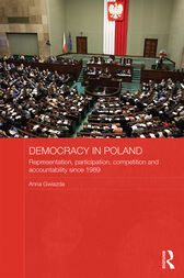 Democracy in Poland by Anna Gwiazda
