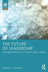 The Future of Leadership by Michael A Genovese