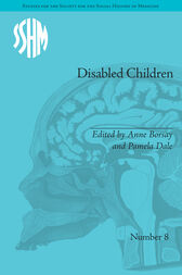 Disabled Children by Anne Borsay