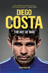 Diego Costa by Fran Guillén
