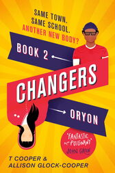 Changers, Book Two by Allison Glock-Cooper