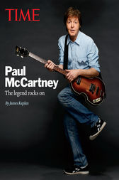 TIME Paul McCartney by unknown