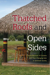 Thatched Roofs and Open Sides by Carrie Dilley