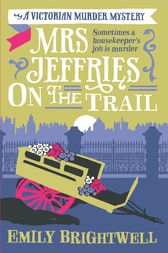 Mrs Jeffries On The Trail by Emily Brightwell