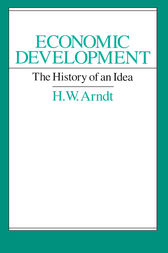 Economic Development by H. W. Arndt