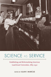 Science as Service by Alan I Marcus