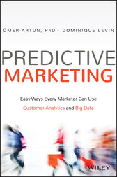 Predictive Marketing by Omer Artun