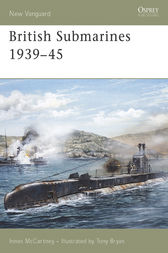 British Submarines 1939-45 by Innes McCartney