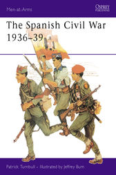 The Spanish Civil War 1936-39 by Patrick Turnbull
