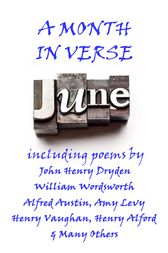 June, A Month in Verse by James Whitcomb Riley