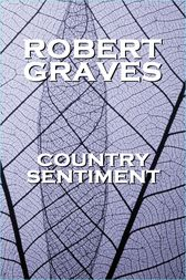 Country Sentiment by Robert Graves