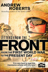 Letters from the Front by Andrew Roberts