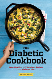 The Diabetic Cookbook by Shasta Press