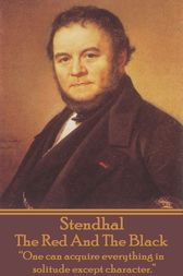 The Red And The Black by Marie-Henri Beyle Stendhal