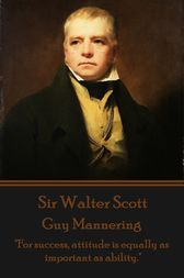 Guy Mannering by Sir Walter Scott