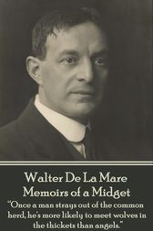Memoirs of a Midget by Walter De La Mare