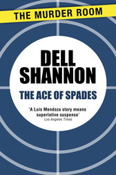 The Ace of Spades by Dell Shannon